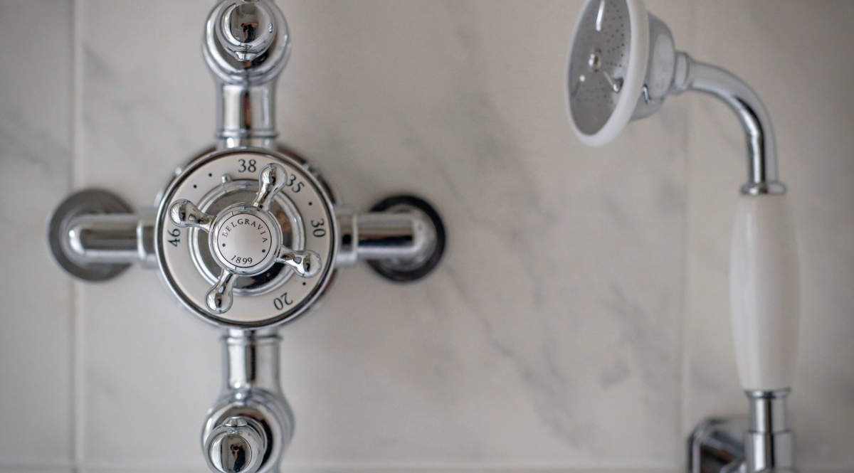 Belgravia bathroom fittings