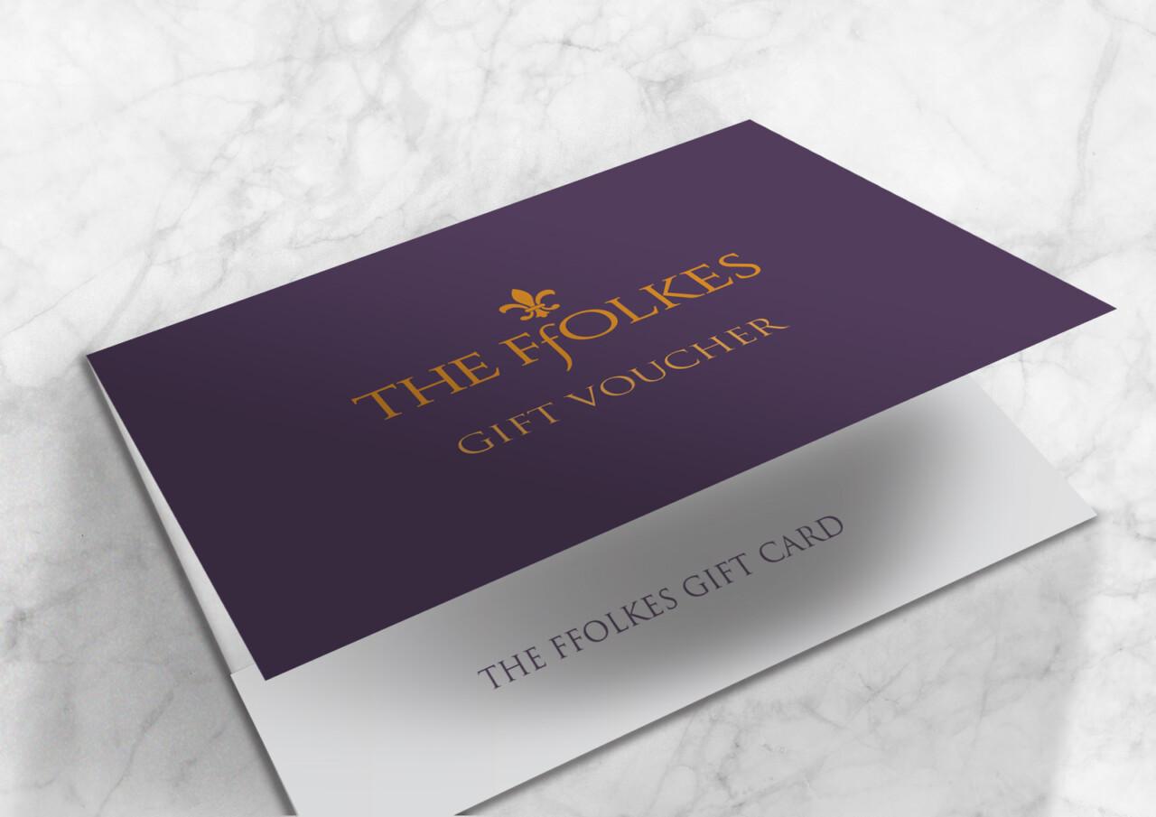 Ffolkes Card Sleeve Closed