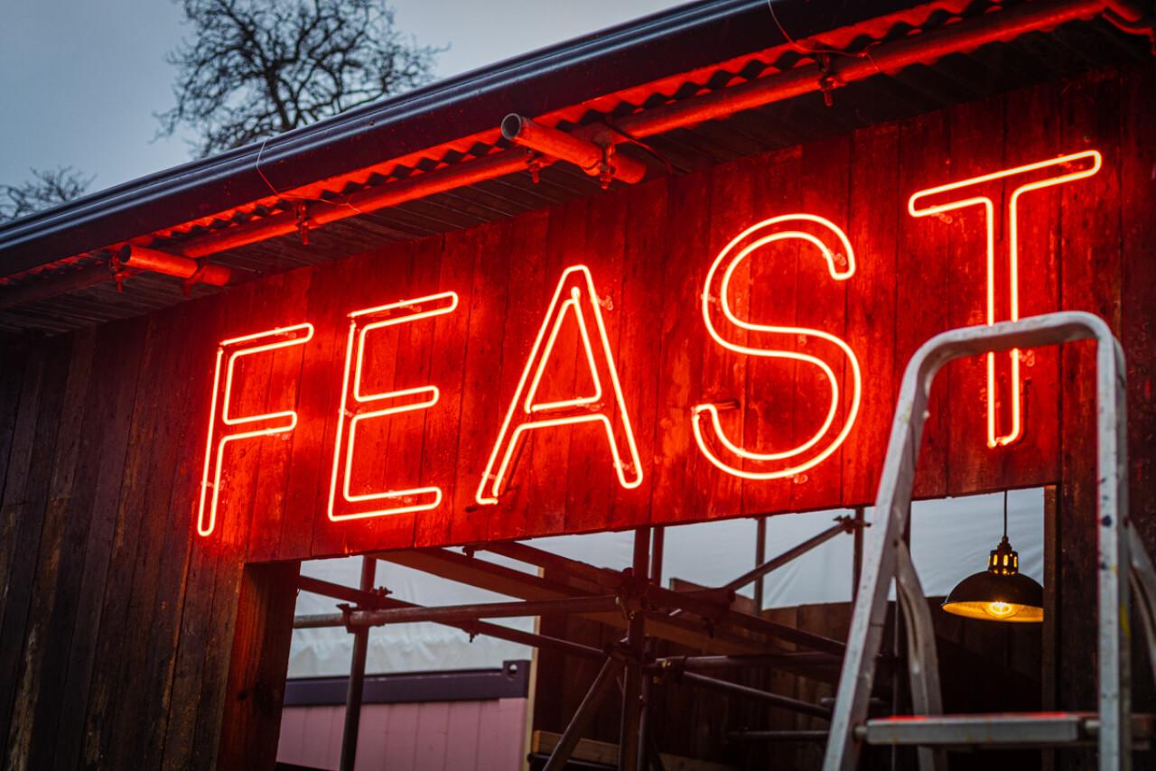 Street Feast Set Up 18