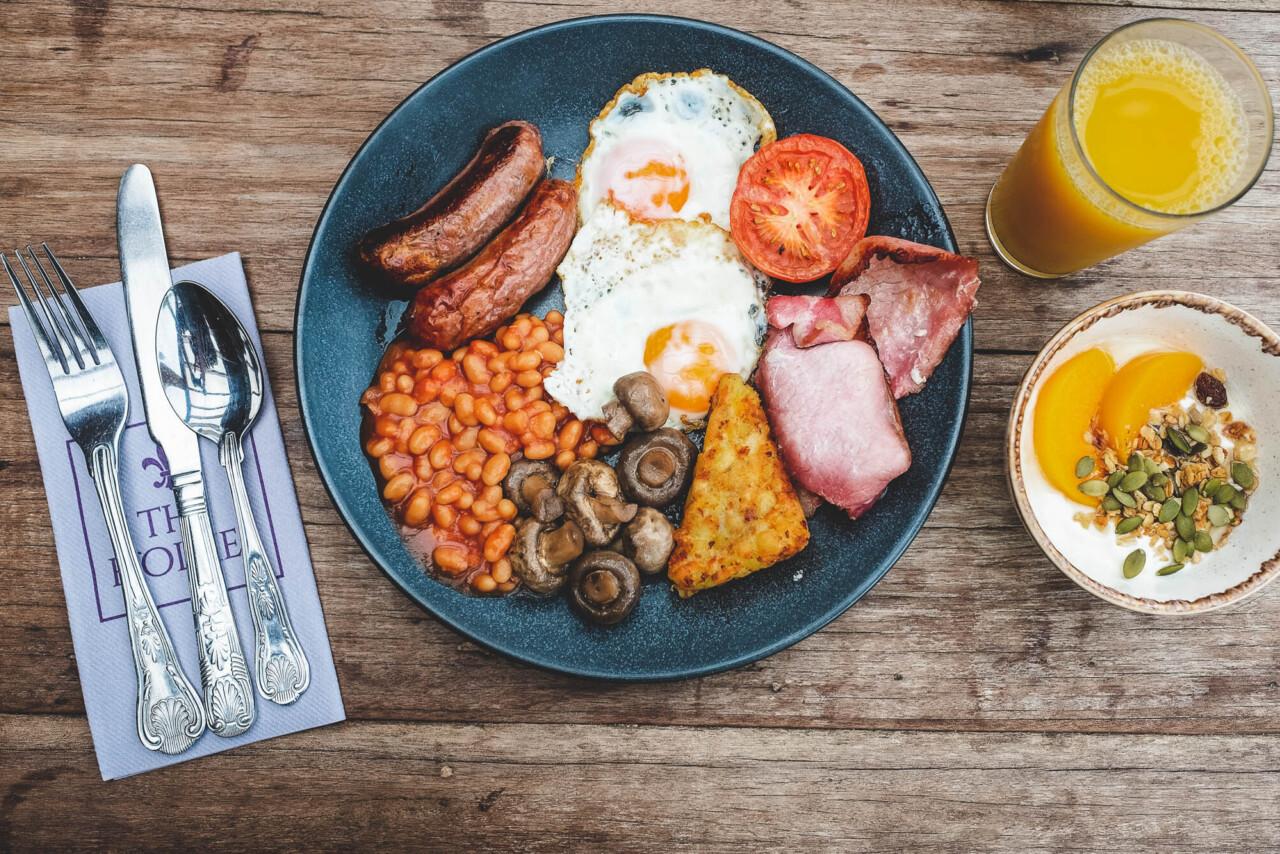 The Ffolkes Kings Lynn Breakfast Brunch 1