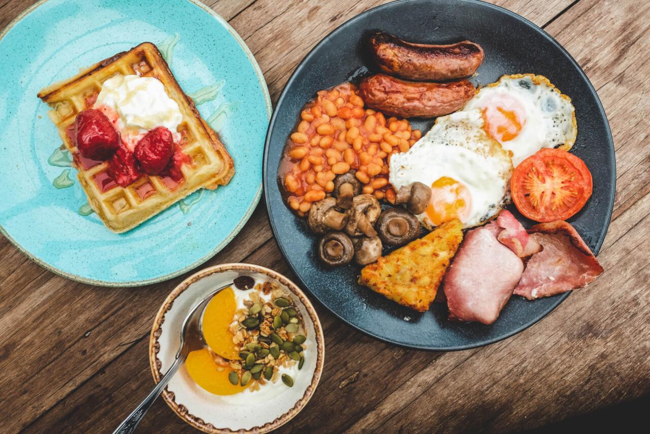 The Ffolkes Kings Lynn Breakfast Brunch 8