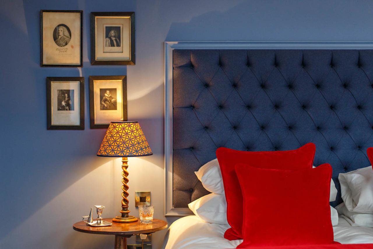 The Ffolkes Kings Lynn Hotel Bedroom 132