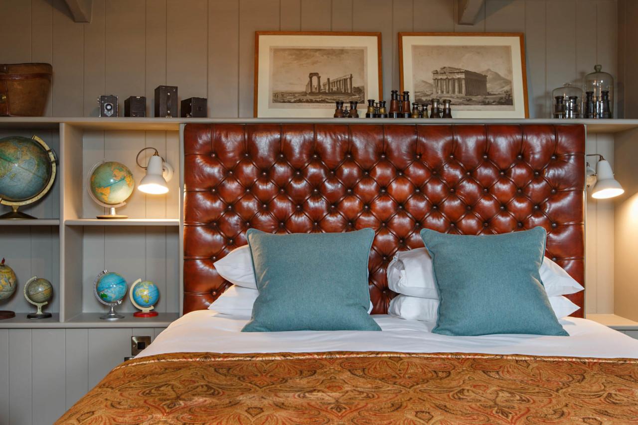 The Ffolkes Kings Lynn Hotel Bedroom 73