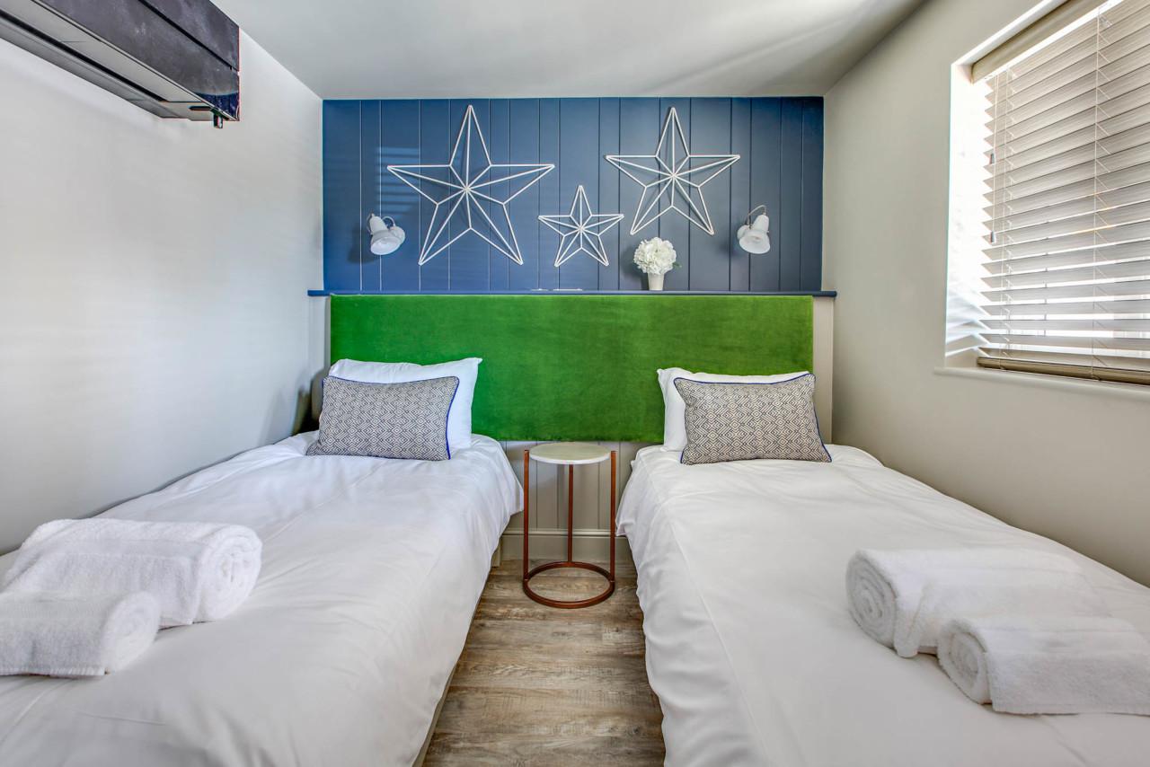 The Ffolkes Kings Lynn Hotel Family Bedroom 2