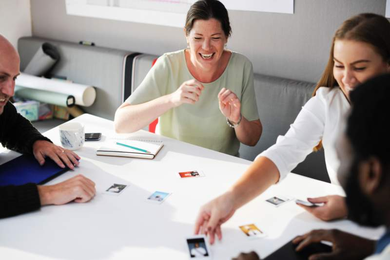 Adult Brainstorming Business 515169